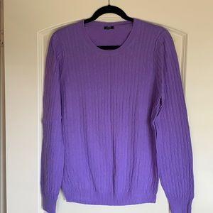 J.Crew wool sweater